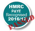 HMRC PAYE recognition