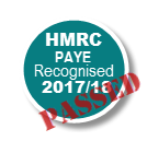 PAYE recognition